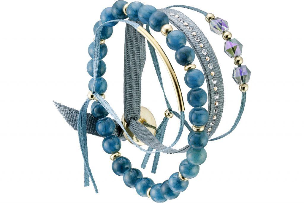 set de bracelets 4 pièces Les Interchangeables Paris