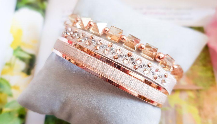 set de bracelets 3 pièces