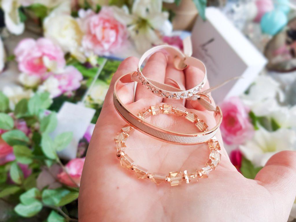 set de bracelet 3 pièces Les Interchangeables Paris