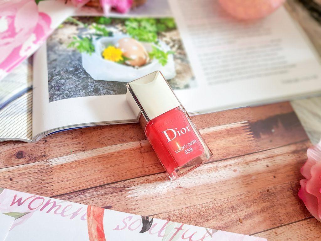 vernis Dior Lucky Dior