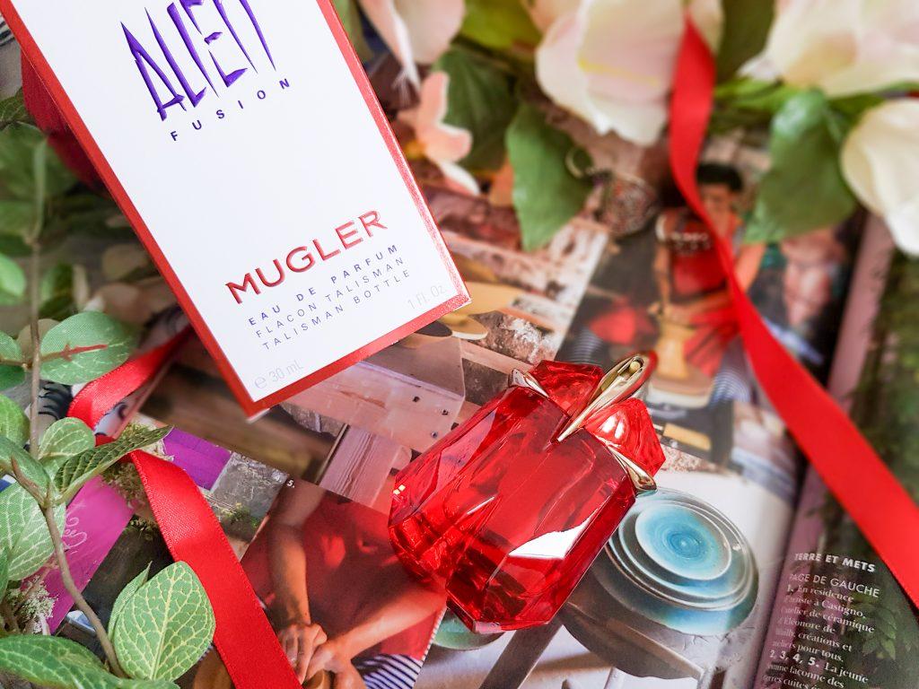 eau de parfum femme Alien Fusion Mugler