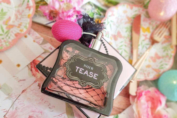 eau de parfum femme Noir Tease Victoria's Secret