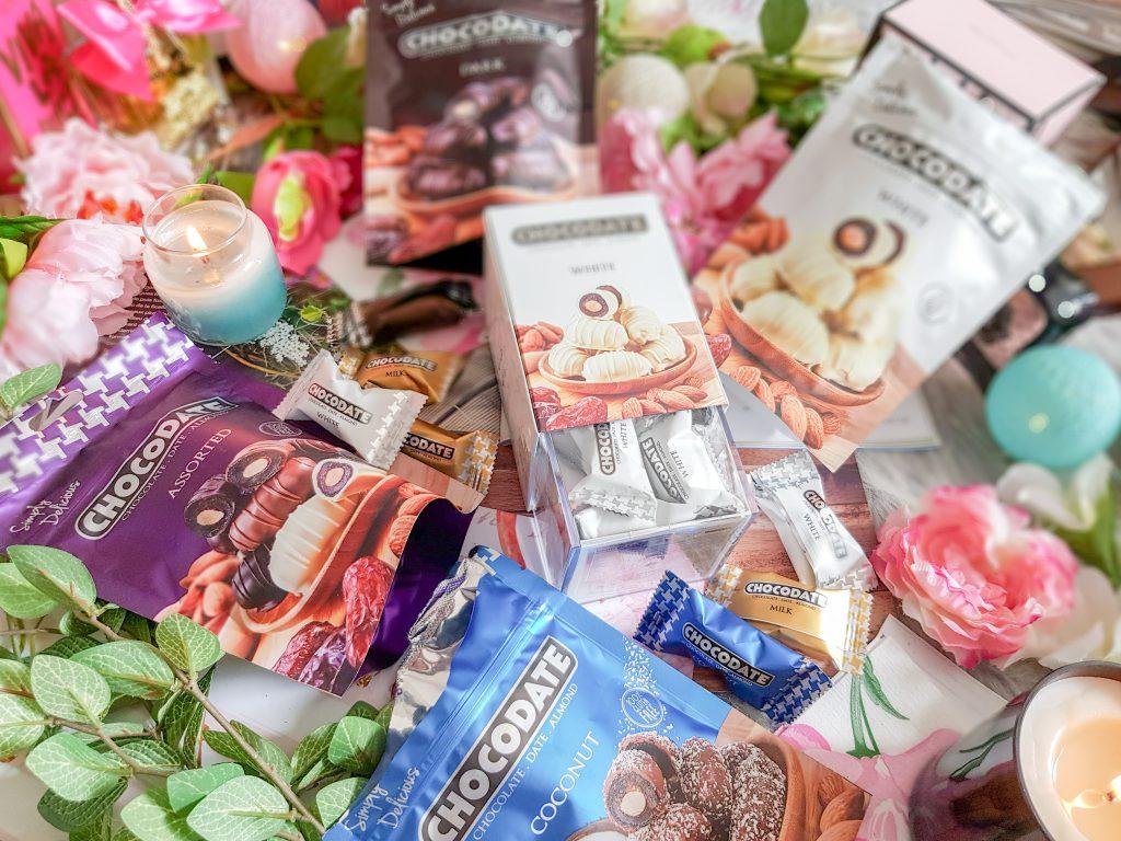 datte enrobée de chocolat Chocodate