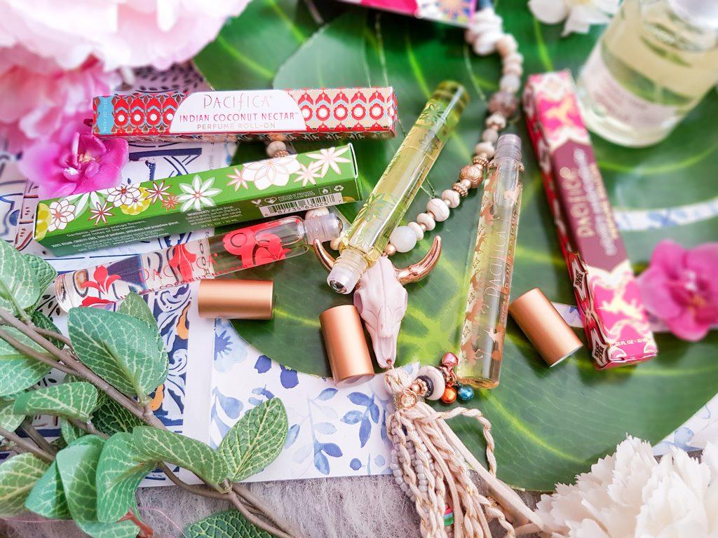 coffret Winter Dreams parfums Pacifica