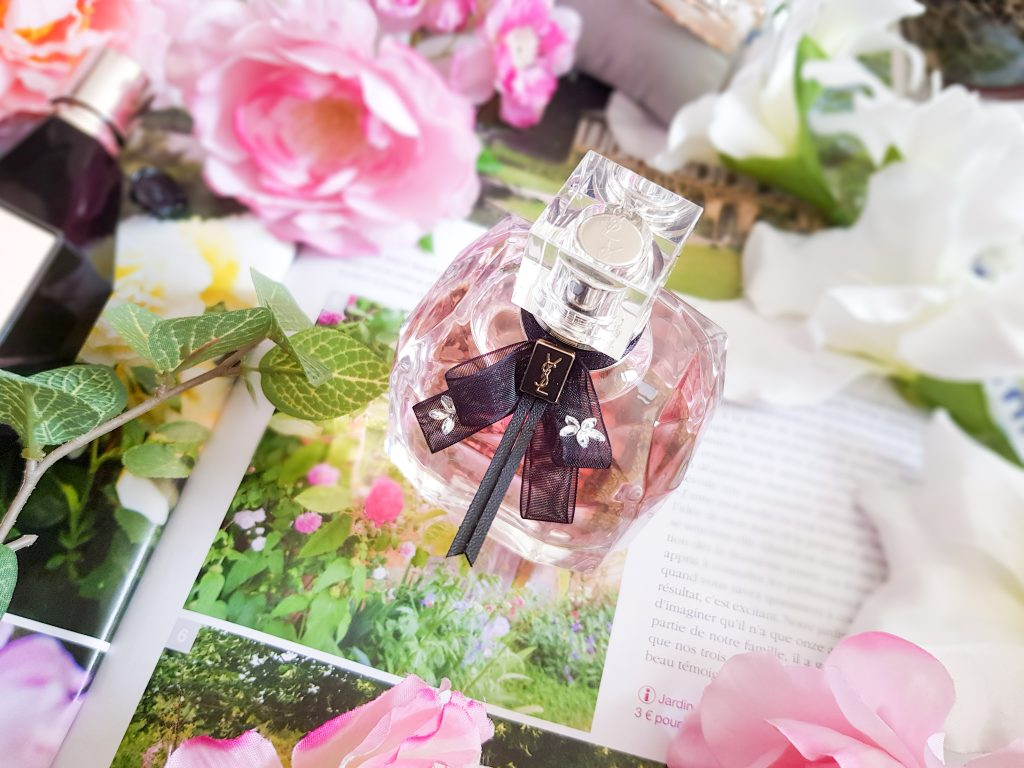 eau de parfum femme Mon Paris Floral