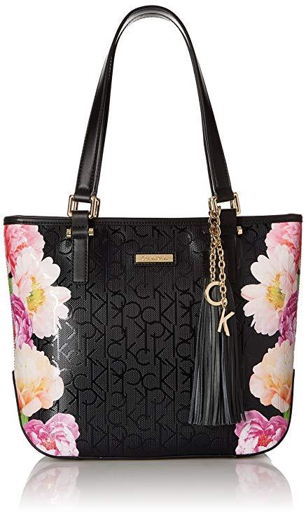 sac femme Calvin Klein floral