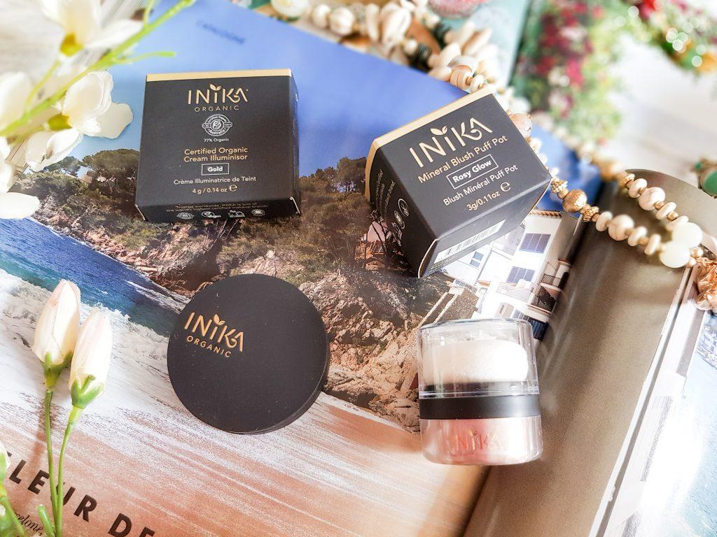 Inika, marque de maquillage bio et naturel