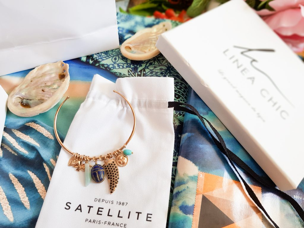 bracelet jonc Sirine : collection printemps été 2019 Satellite