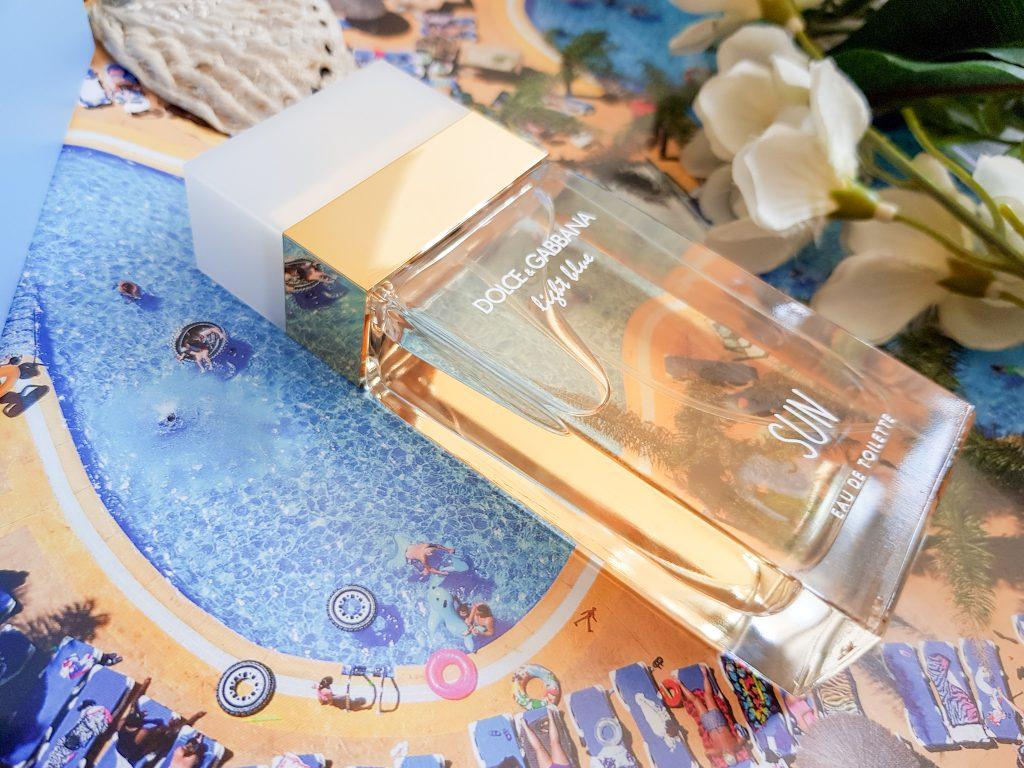 eau de toilette femme Dolce & Gabbana