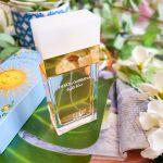 Un air de vacances et de farniente avec Light Blue Sun Dolce & Gabbana