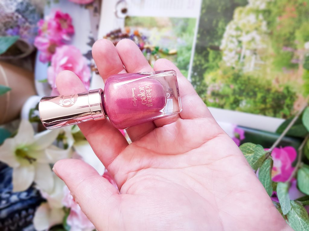vernis Sally Hansen Color Therapy