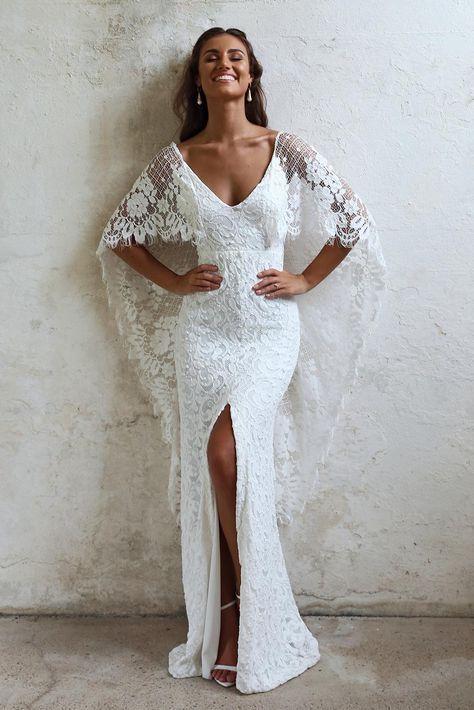 sélection de robes de mariage originale
