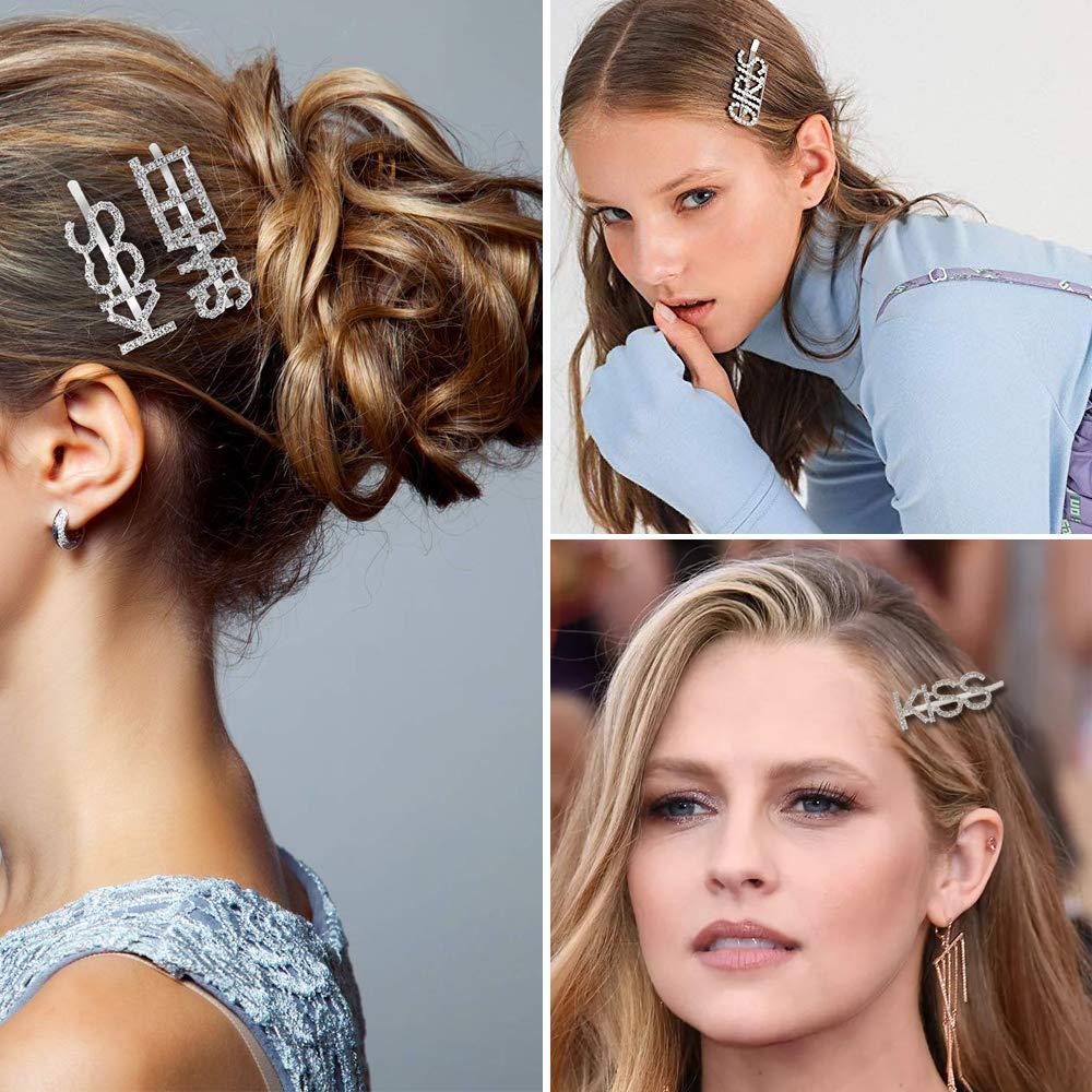 tendance barrettes à cheveux