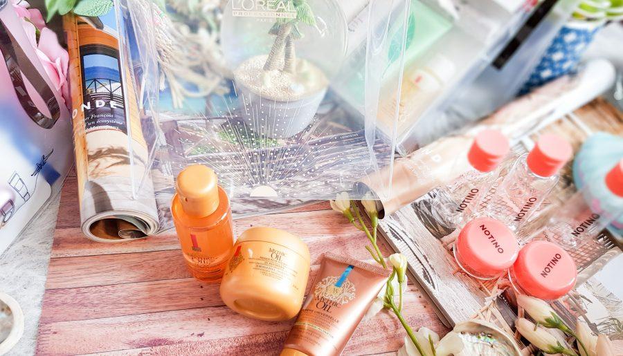 kit cheveux Mythic Oil L'Oréal Professionnel