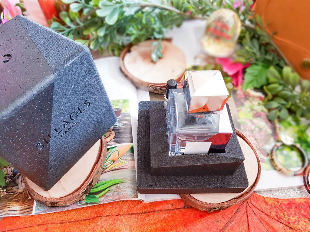 parfum personnalisé avec Sillages Paris