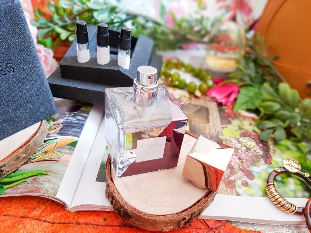 créer votre parfum personnalisé avec Sillages Paris