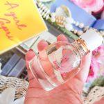 A girl in Capri, le doux parfum de la liberté par Lanvin