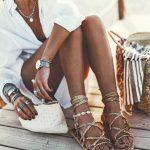 Les nu-pieds tendance de cet été 2019, comment bien les porter