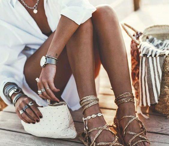 nu-pieds tendance de cet été 2019