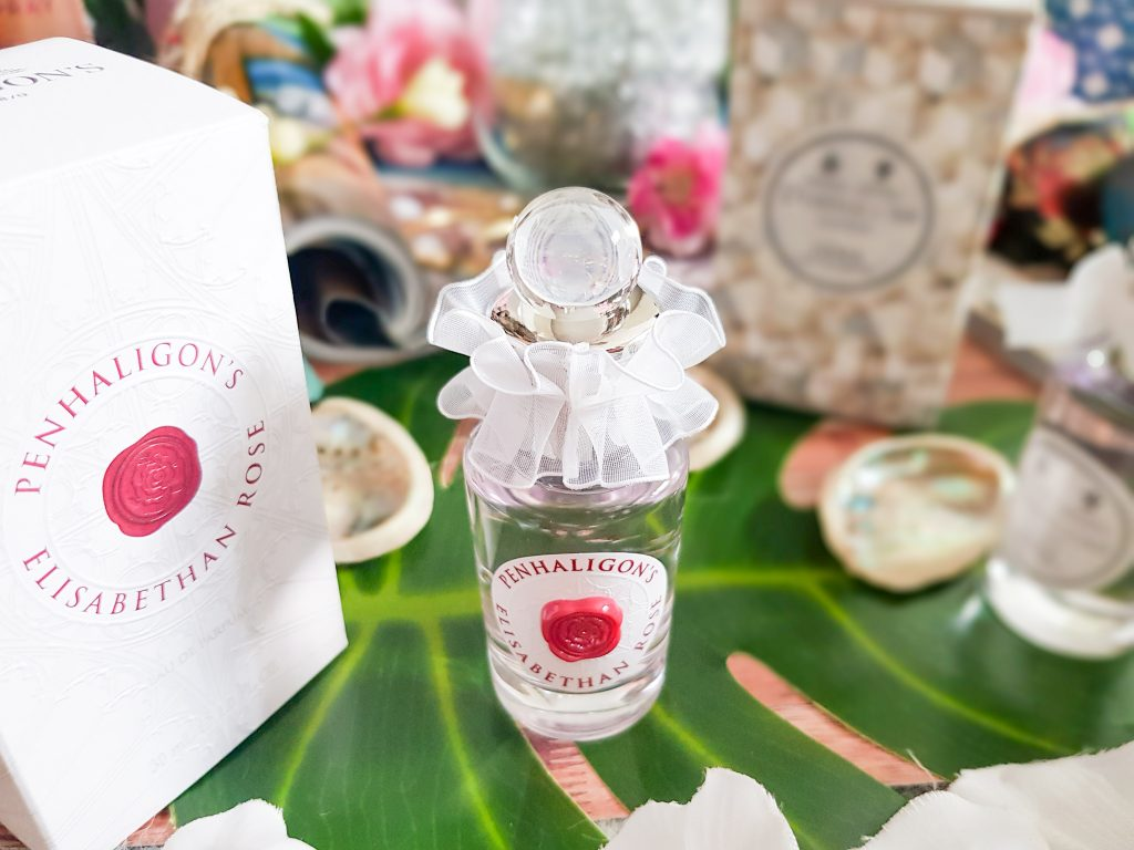 eau de parfum Elisabethan Rose Penhaligon's
