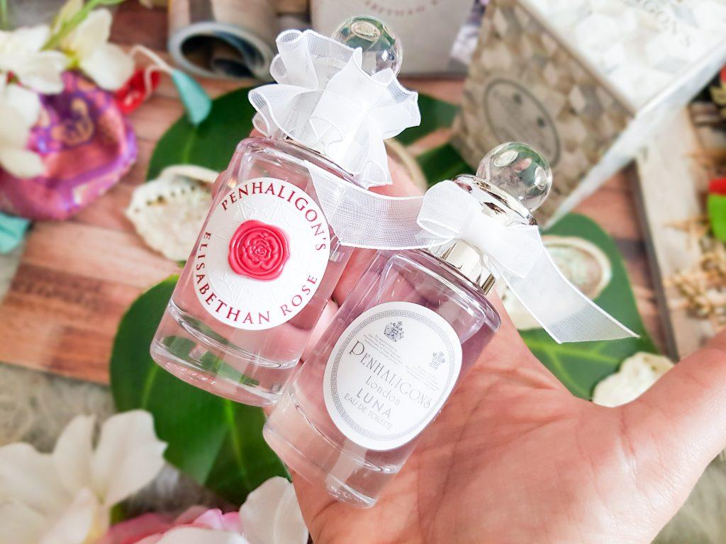 parfums format voyage Penhaligon's