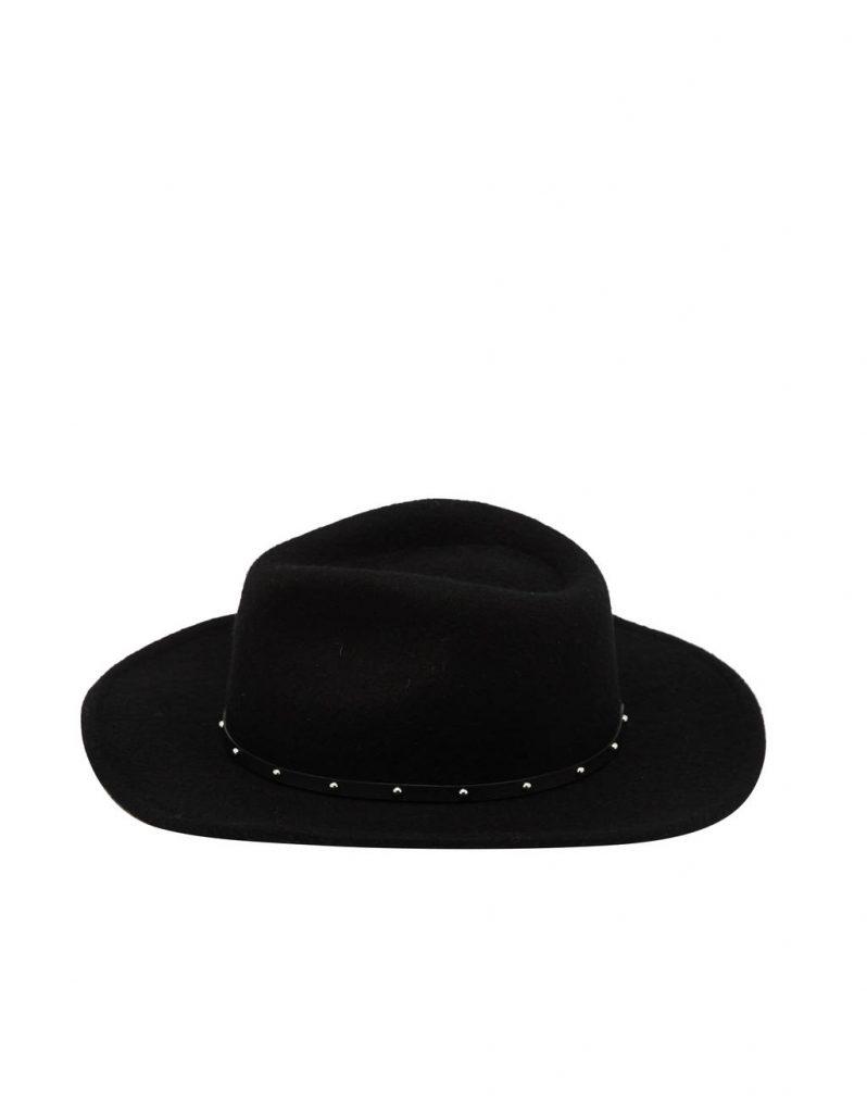 chapeau style cowboy Bershka