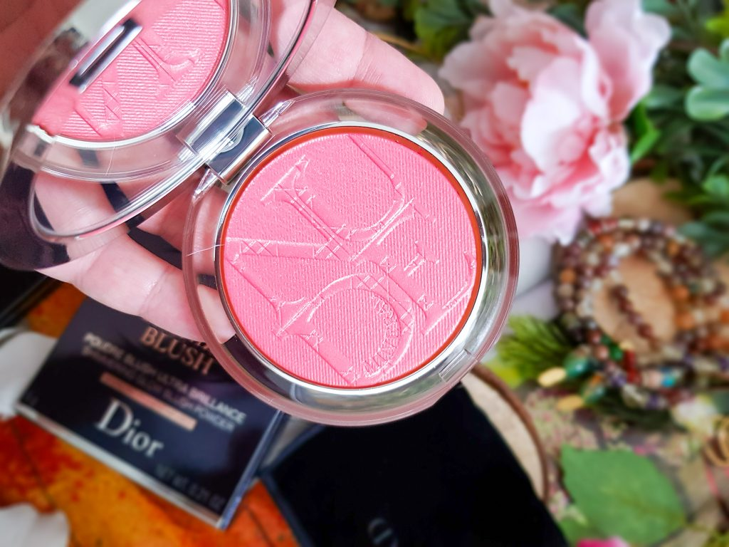 un adorable blush , Diorskin Nude Luminizer Blush