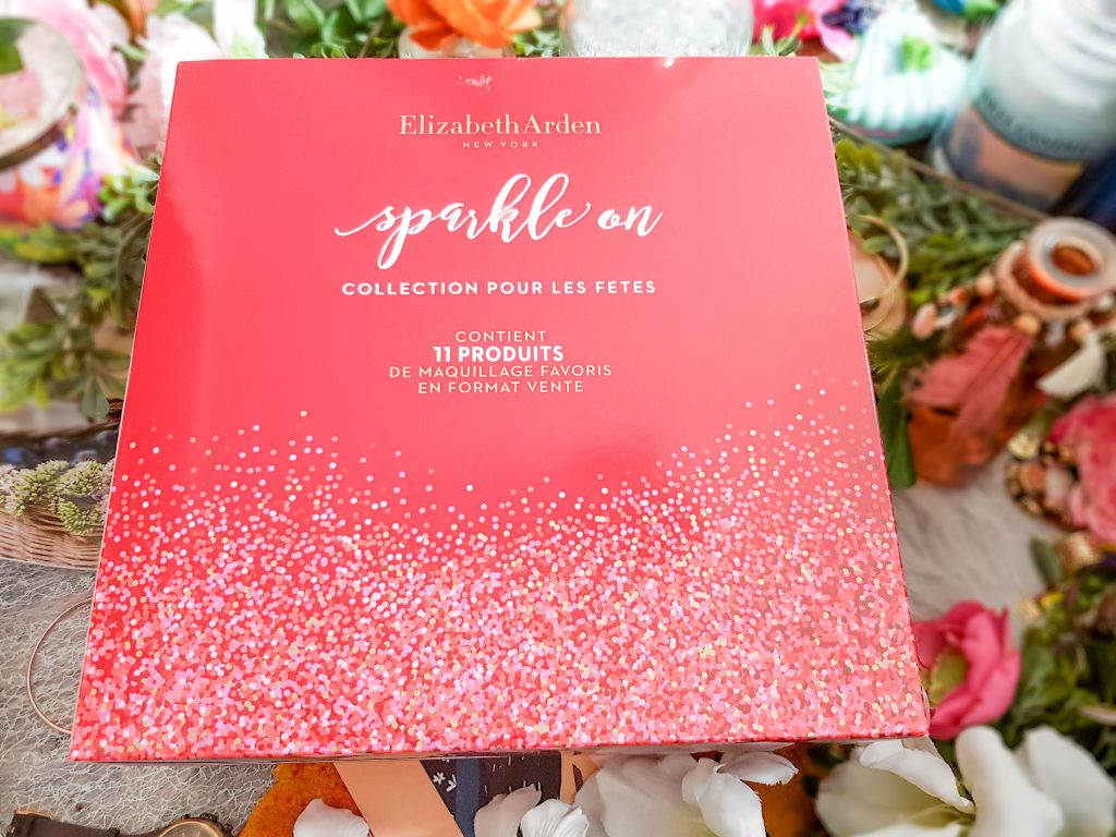 Coffret de maquillage Sparkle On Elisabeth Arden