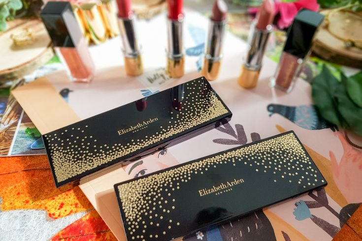 Le coffret de maquillage Sparkle On Elizabeth Arden