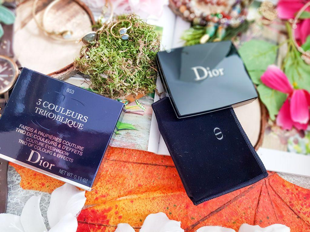 palette 3 Couleurs Tri(o)blique Dior Rosy Canvas
