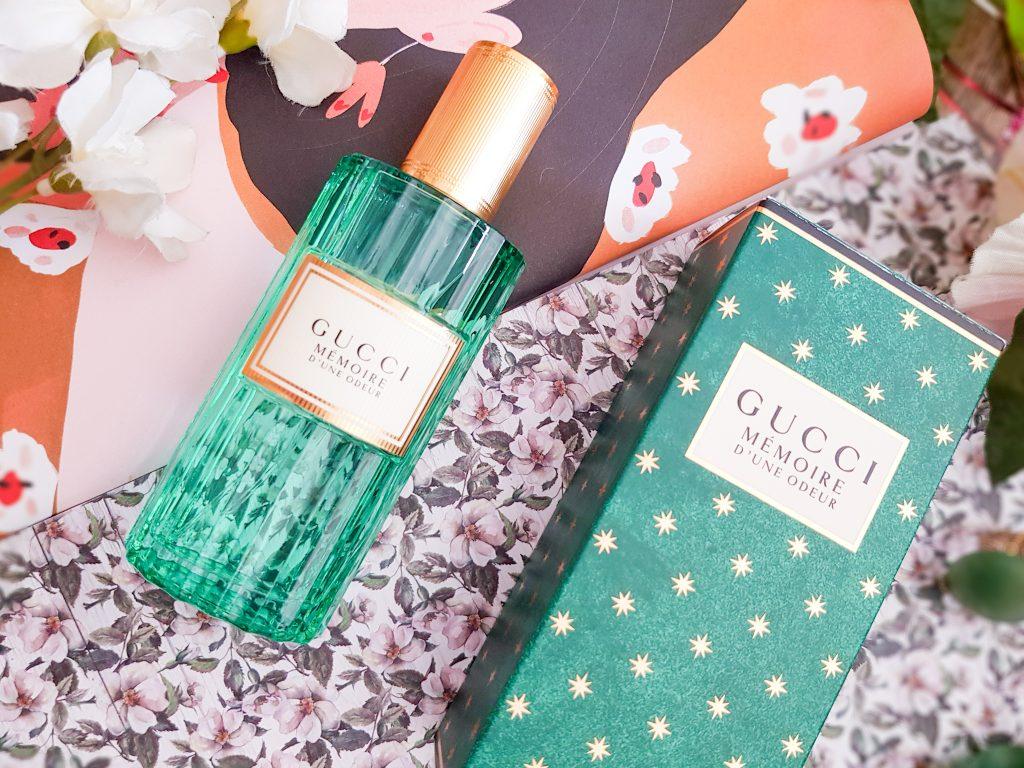 eau de parfum unisexe Mémoire d'une Odeur Gucci