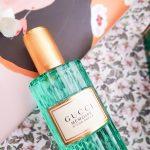 Le parfum universel de Gucci : Mémoire d'une odeur