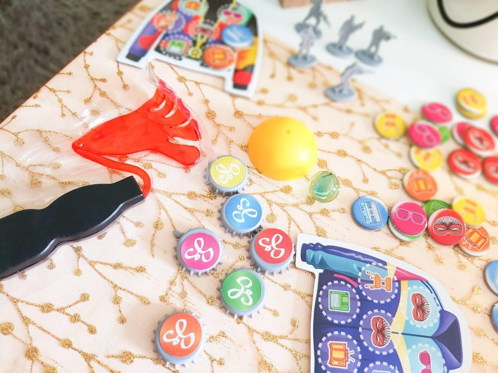 jeu de société Le jeu des grands enfants nés avant l'an 2000 Générations Souvenir