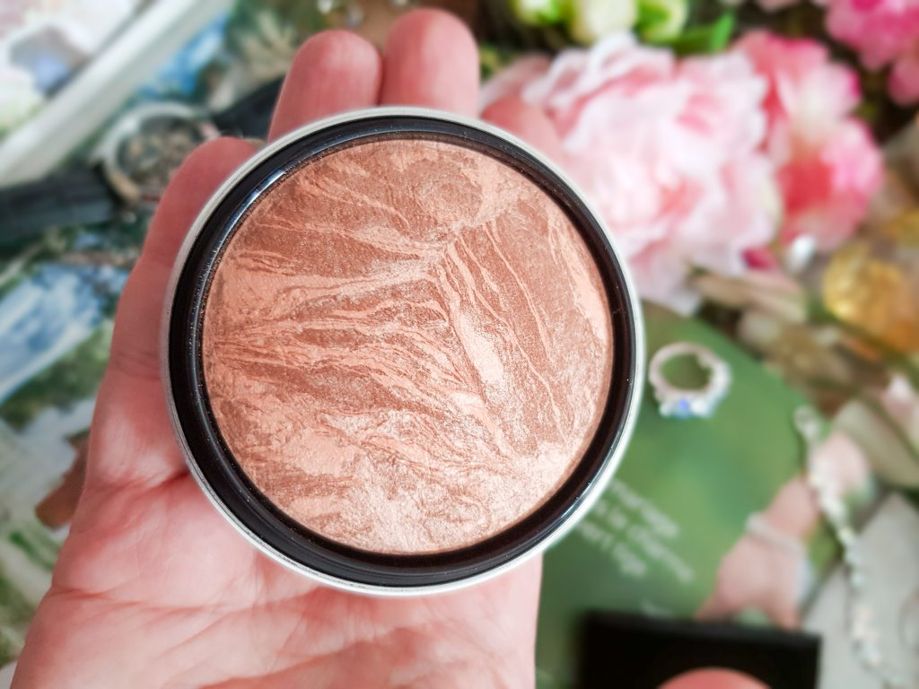 highlighter cuivré Guerlain