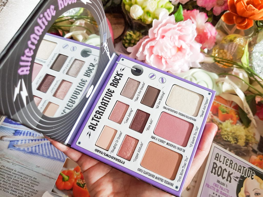 palette Alternative Rock The Balm