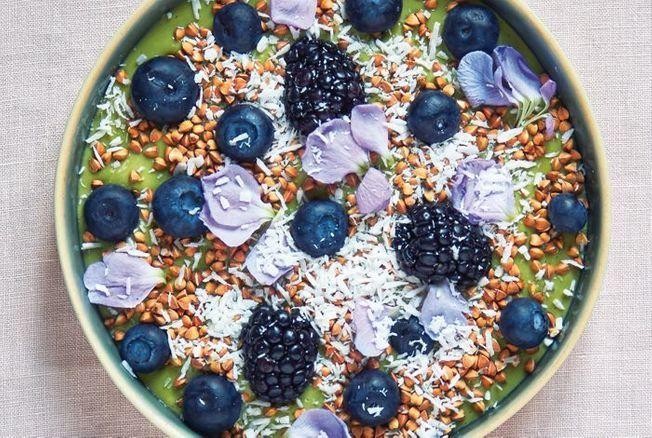 matcha bowl, réinventer le petit-déjeuner