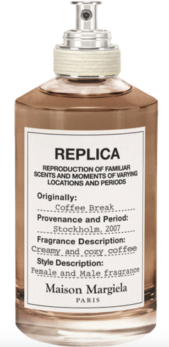 "Eau de toilette Replica ""Coffee Break"", Maison Margiela"