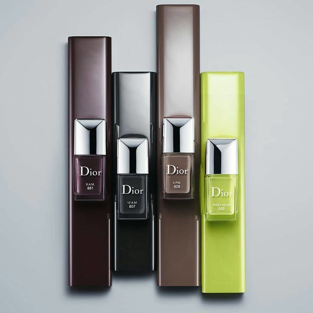 collection vernis Dior Power Look