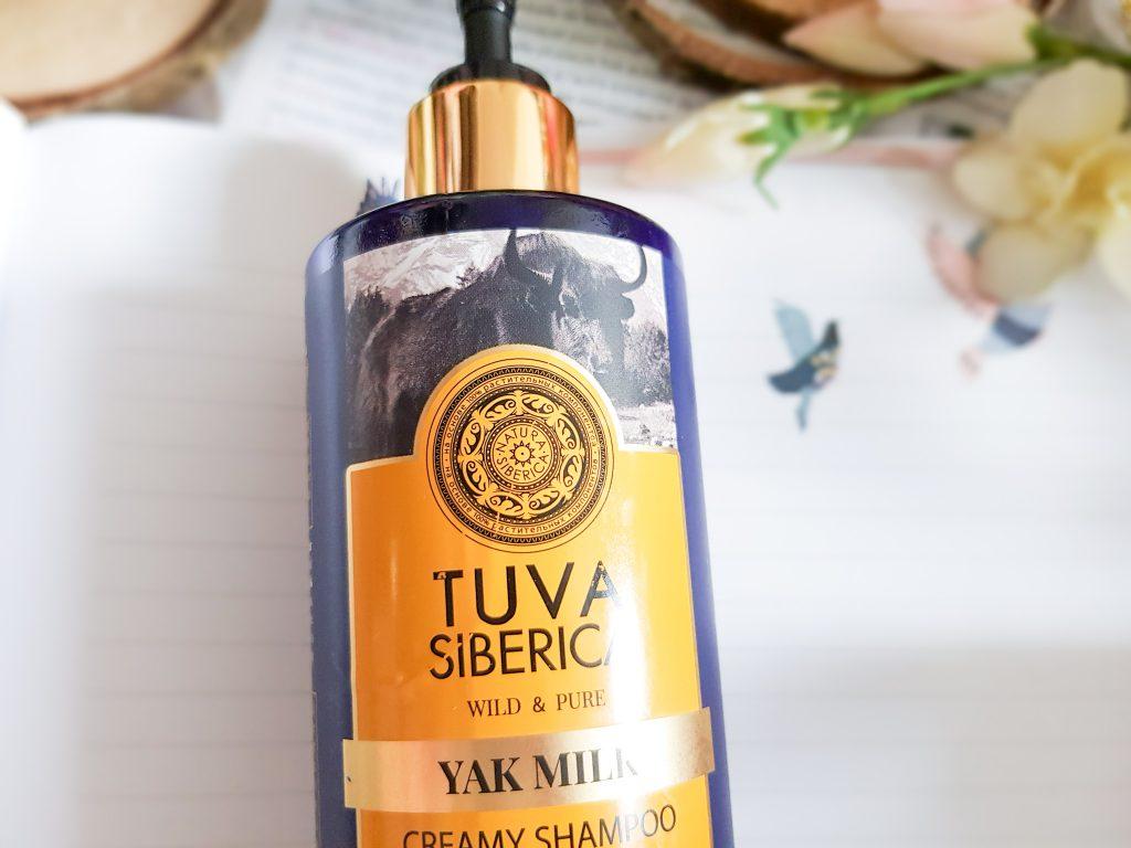 Shampoing nourrissant au lait de yack Tuva Siberica