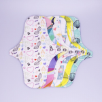 3 alternatives écologiques aux serviettes hygiéniques jetables