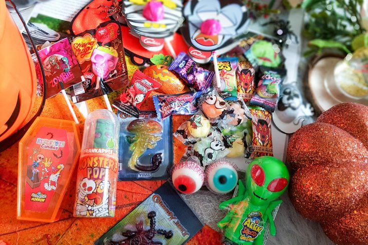 Ma Boîte à bonbons Halloween Génération Souvenirs