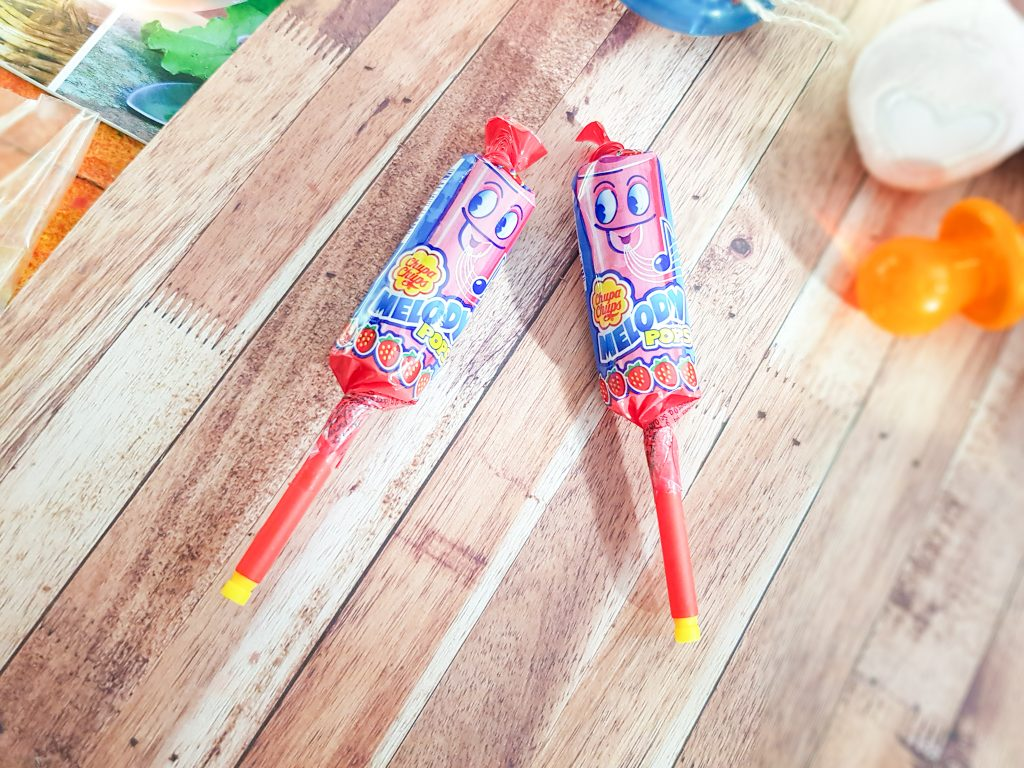 sucettes Melody Pops