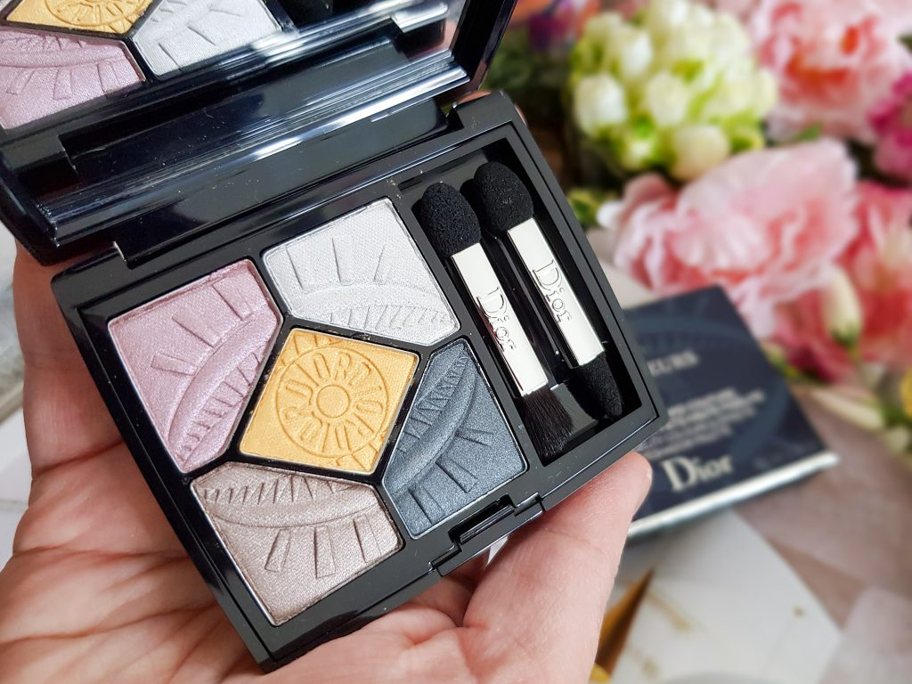 palette 5 couleurs Intensif-Eye Dior