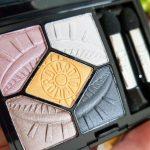 La parfaite palette aux teintes automnales : 5 couleurs Dior Intensif-Eye