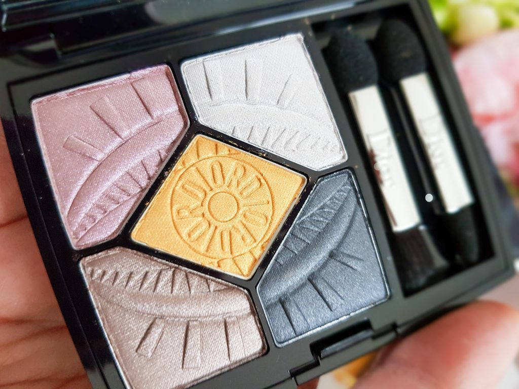5 couleurs Intensif-Eye Dior