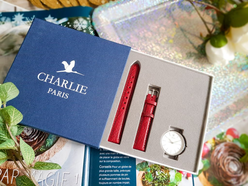 coffret montre femme Sully Charlie Paris