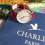 Les montres faciles à vivre Charlie Paris