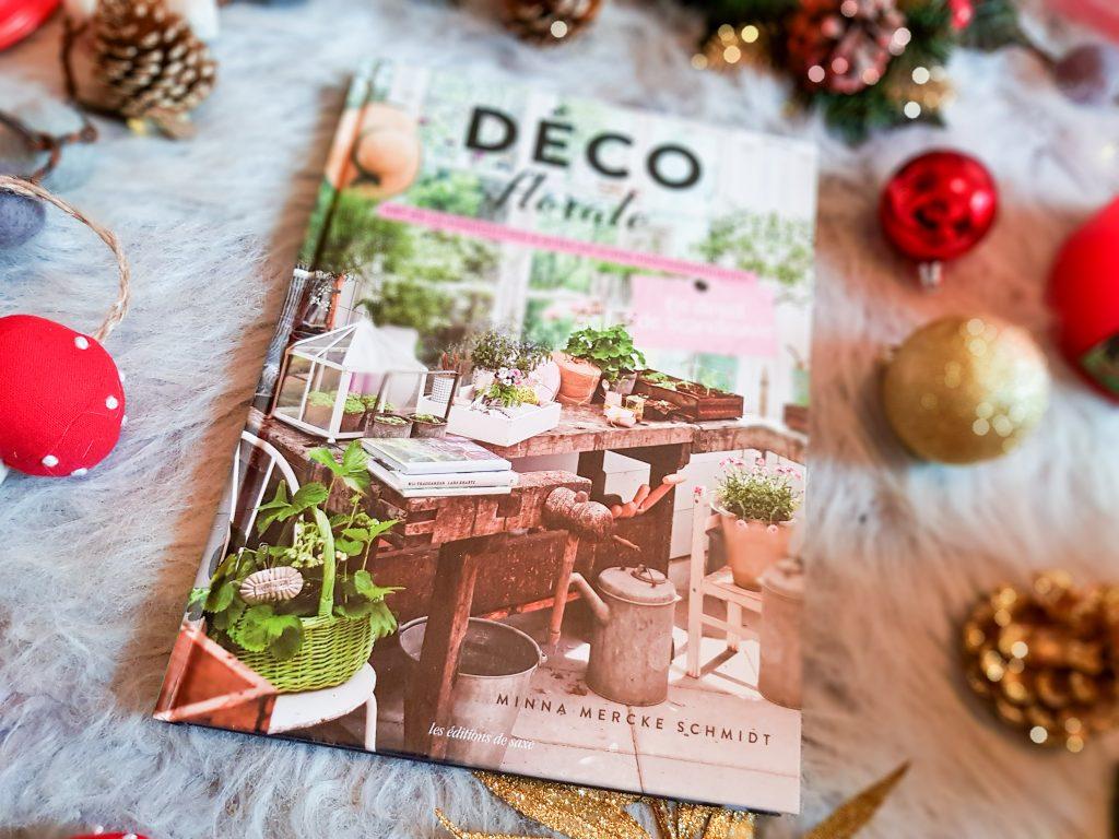 4 beaux livres à offrir pour créations manuelles : Déco Florale