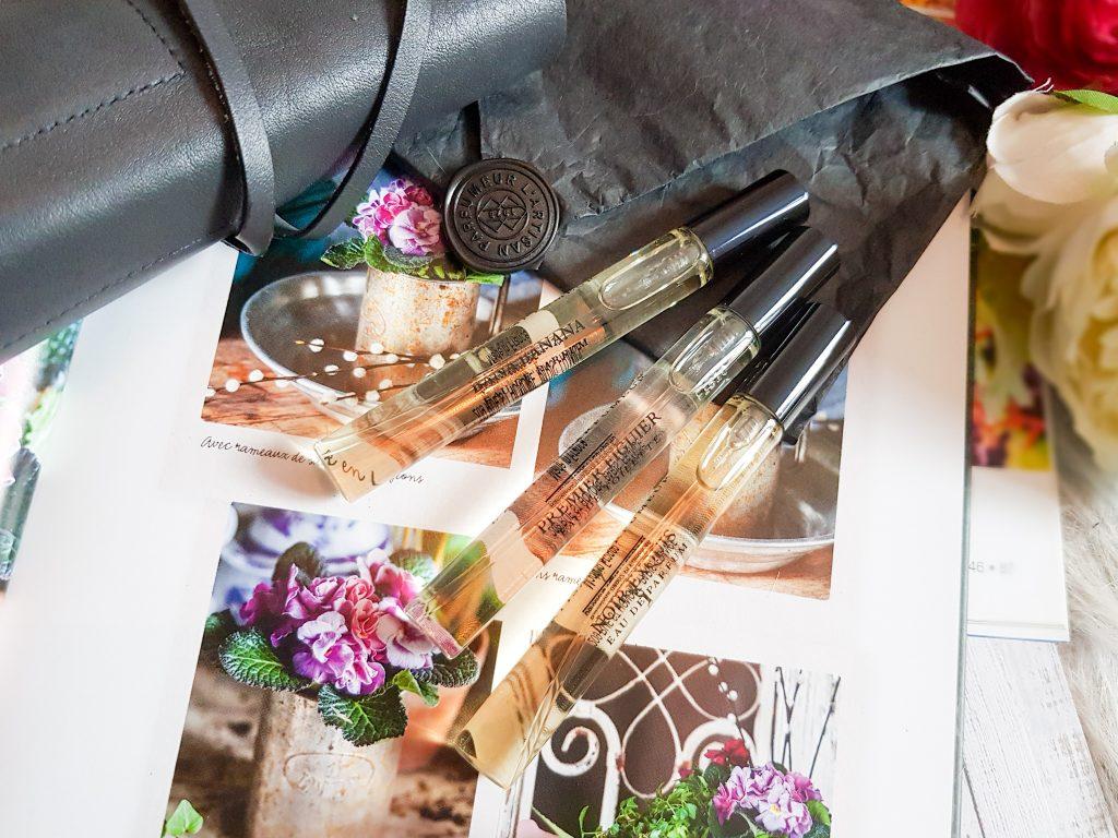 Etui cuir personnalisable L'Artisan Parfumeur