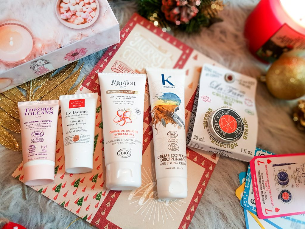 Box beauté bio Biotyfull Box novembre 2019
